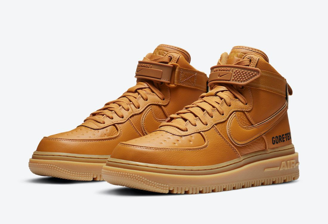 Air Force 1 GORE-TEX Boot 'Wheat'
