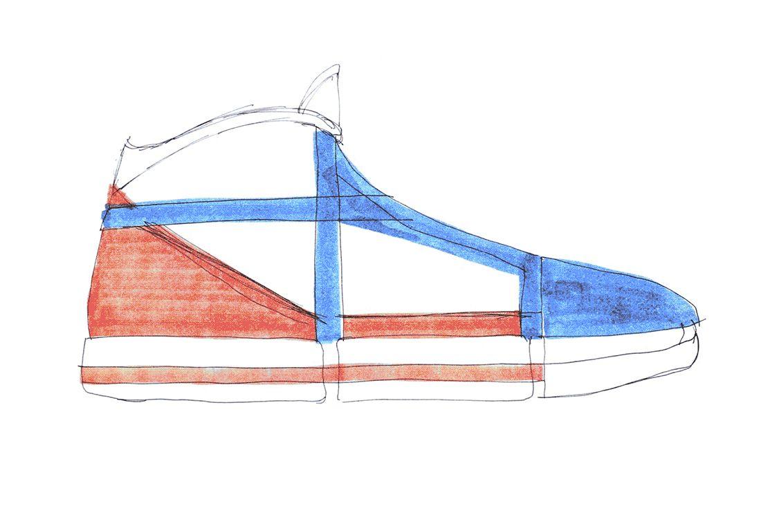 Creating The Air Jordan 16 – Behind The Design23