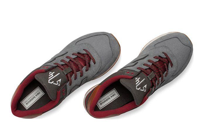 New Balance 574 Collegiate Pack Grey 2