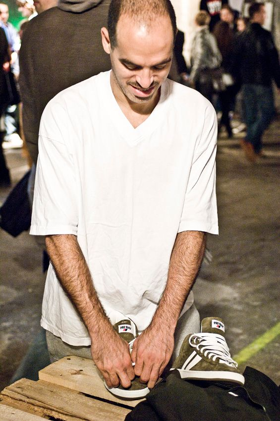 Sneakerness Bobbito Garcia 2