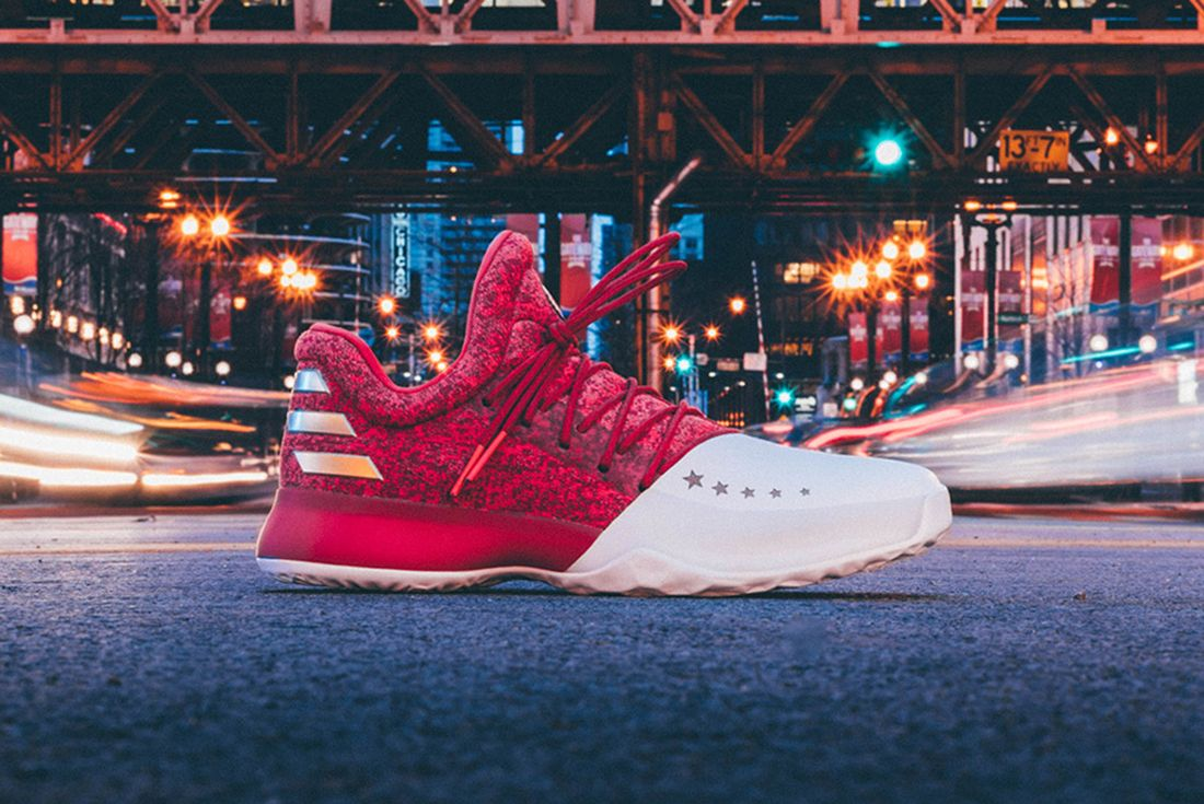 Adidas Reveals Exclusive Pe Footwear For The 2017 Mc Donald'S All American Game3
