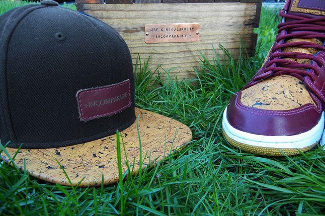 Jbf Customs Jordan1 Venetto 2013 Cap 1