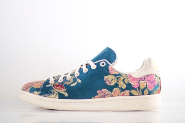 Jacquard Adidas Stan Smith By Pharrell Williams 8