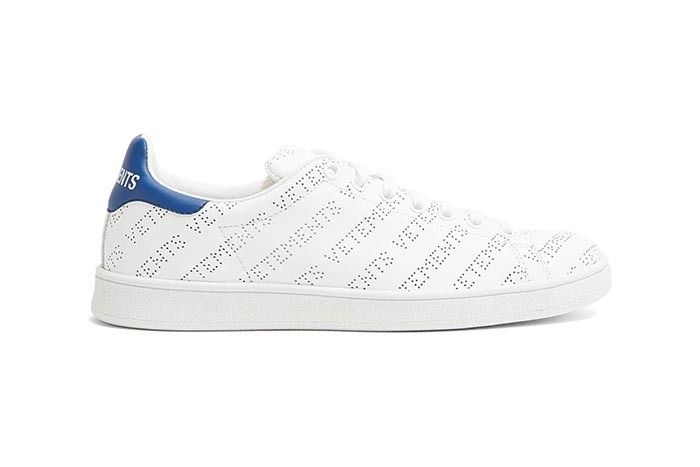 Vetements Logo Trainer Sneaker Freaker 3