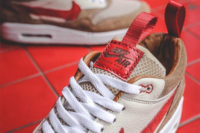 Chase Shiel Air Max 1 Mars Yard Custom 7