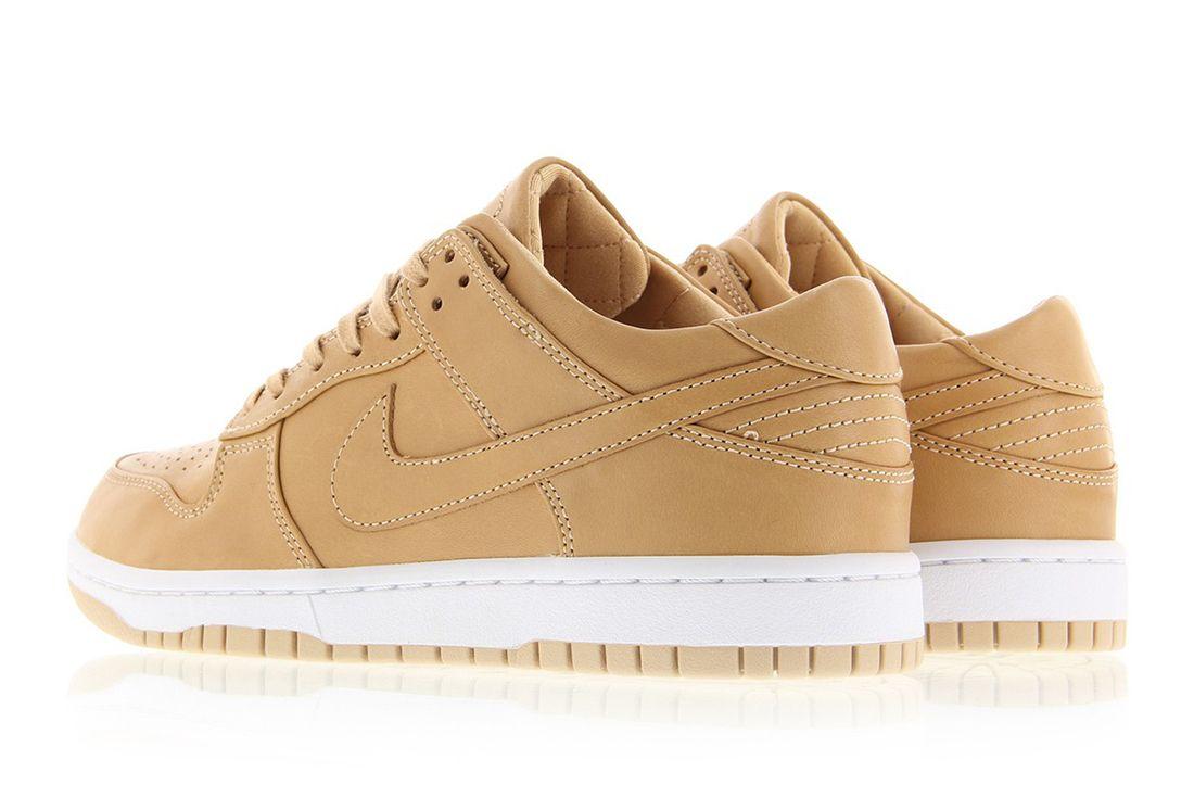Nike Dunk Low Vachetta Tan 4