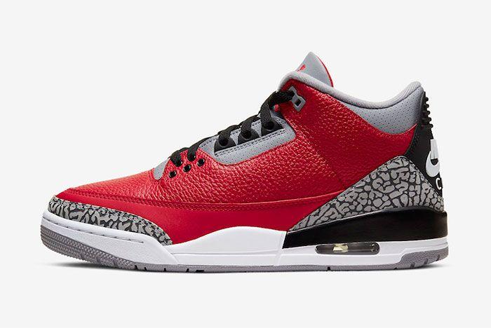 Air Jordan 3 Nike Chi Left