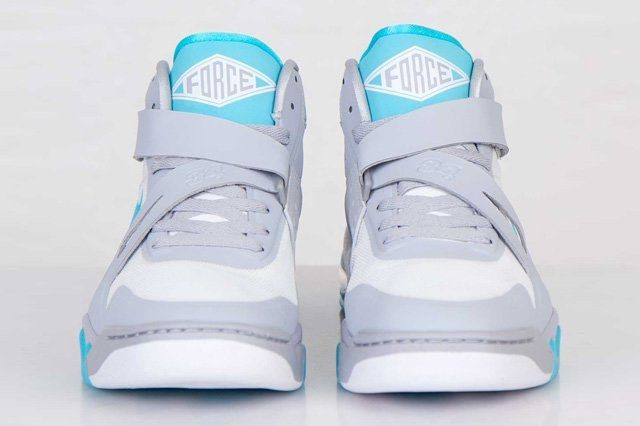 Nike Air Force Max Cb 2 Hyperfuse Wolf Grey 5