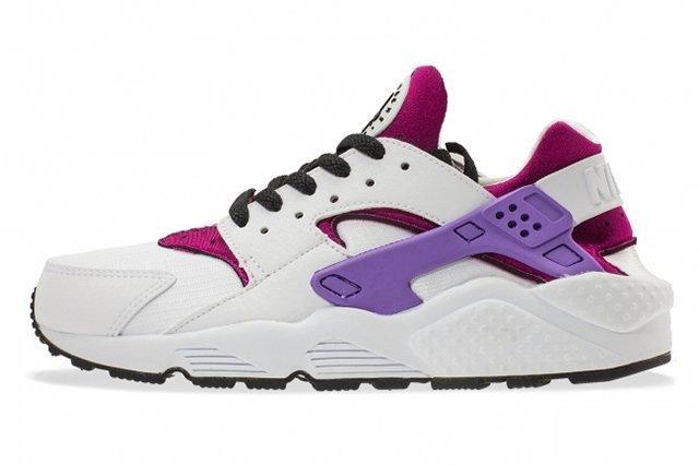 Nike Air Huarache Bright Magenta Purple 3