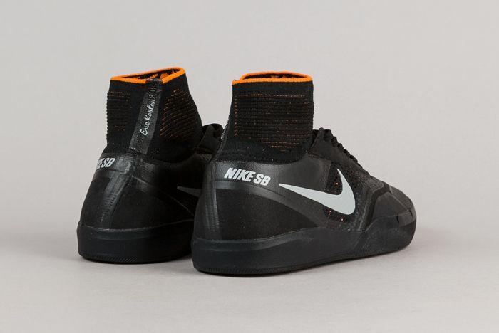 Nike Sb Koston 3 Hyperfeel Xt Black Clay Orange1
