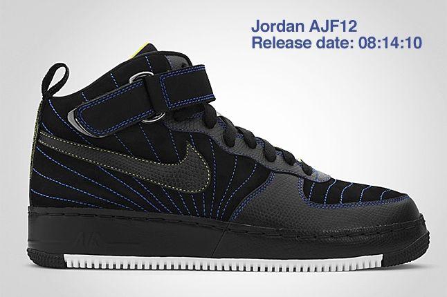 Jordan Ajf12 1