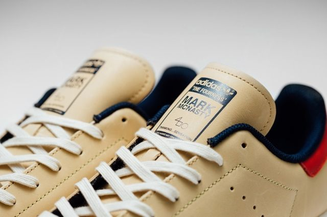 The Fourness Adidas Stan Smith Tan 2