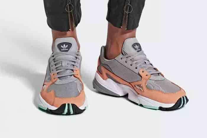 Adidas Falcon Easy Orange 1