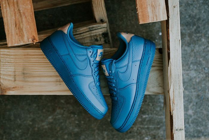 Nike Air Force 1 07 Lv8 Smokey Blue 2