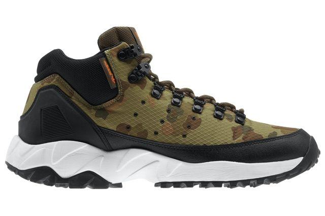 Adidas Torsion Trail Mid Camo Profile