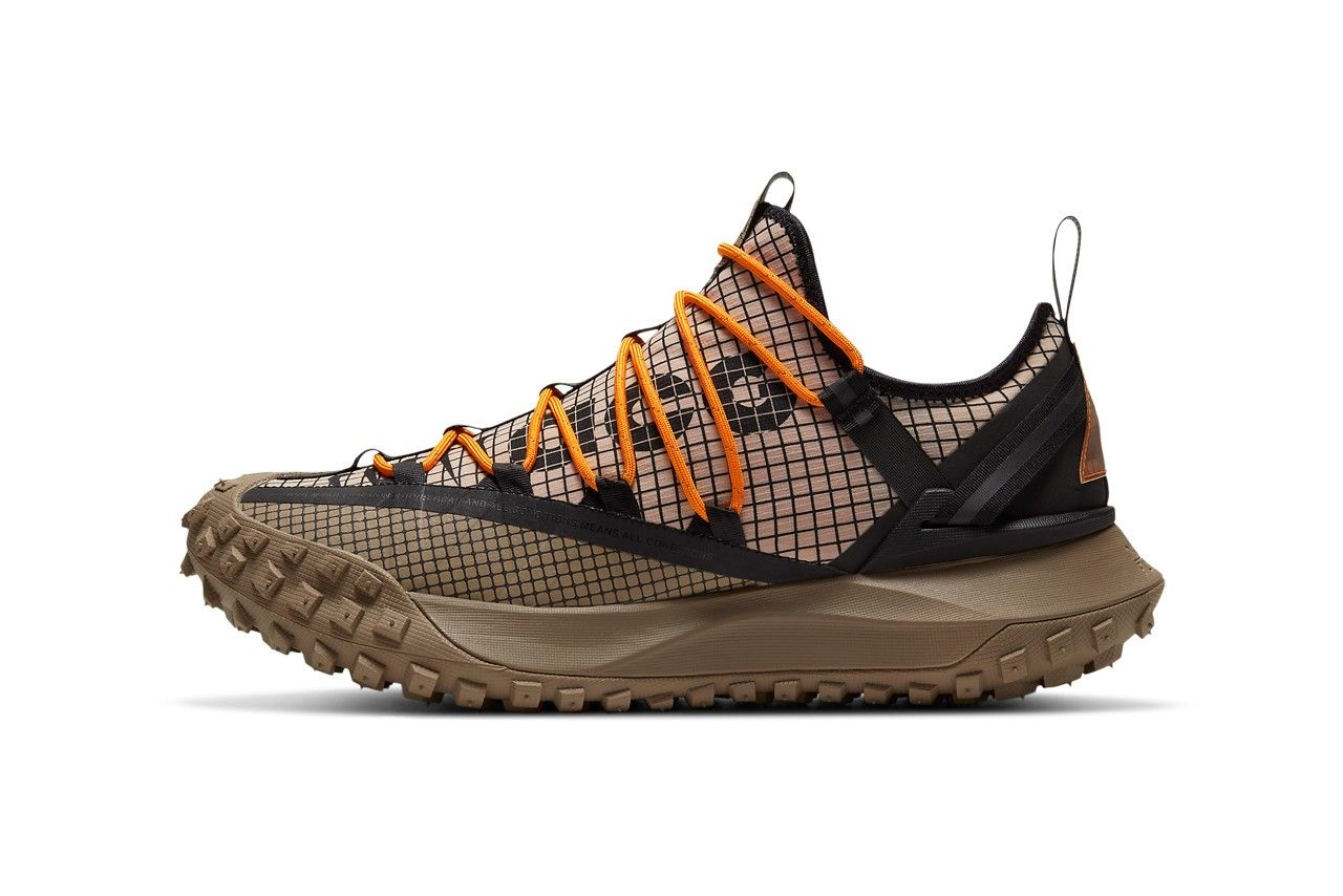 Nike ACG Mountain Fly Fossil Stone