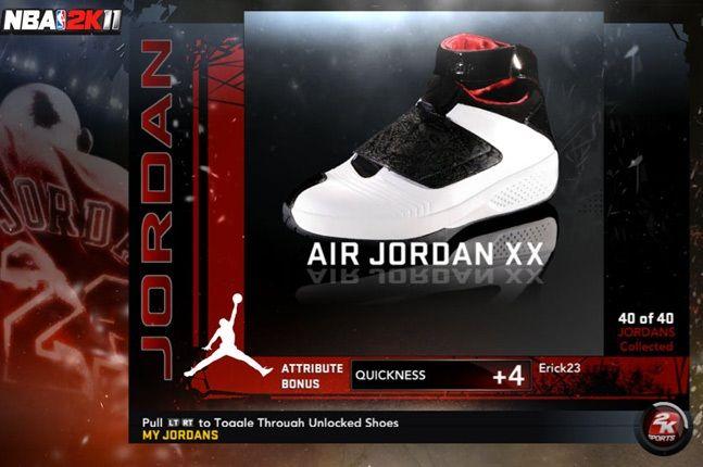 Jordan Nba 2K11 Xx 1