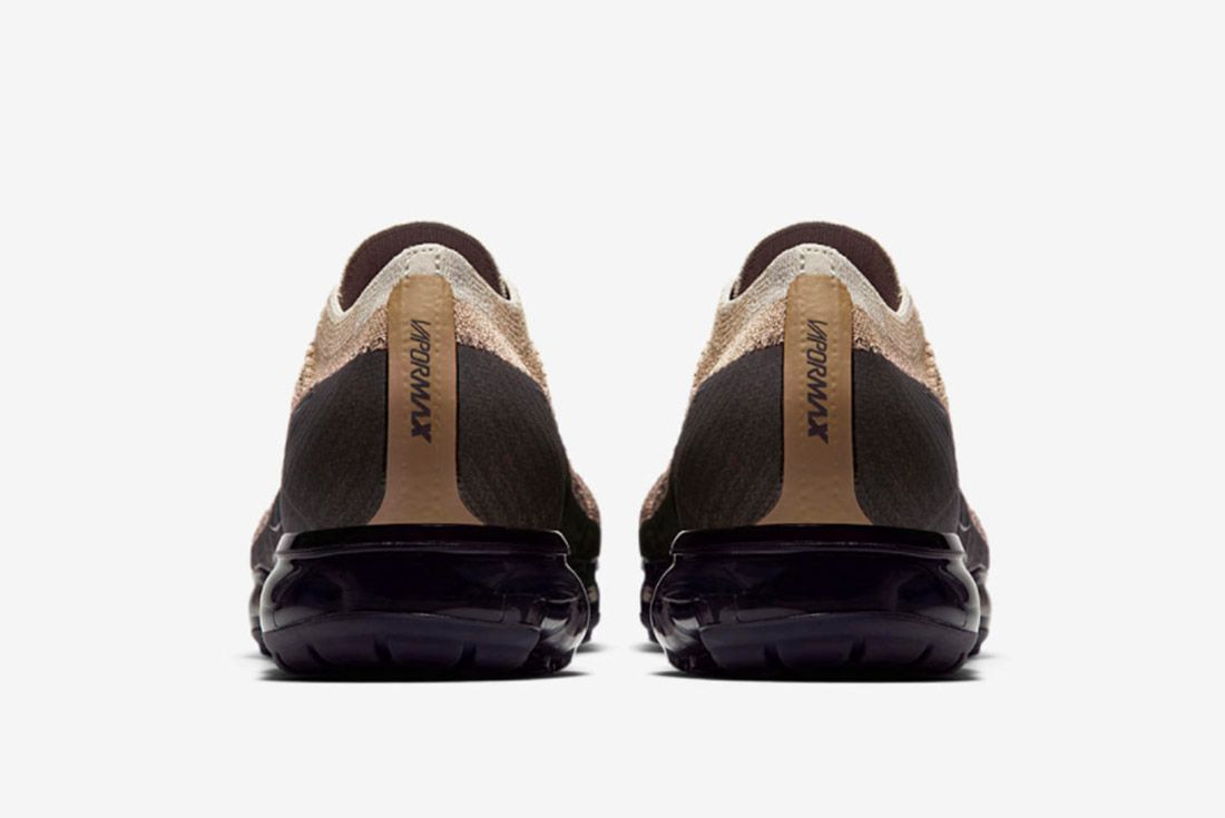 Nike Air Vapormax Khaki Antracite 3