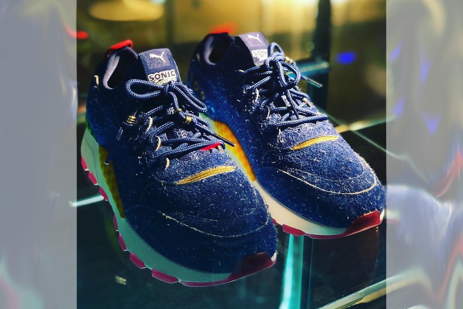 Sonic Puma Rs0 Sneaker Freaker