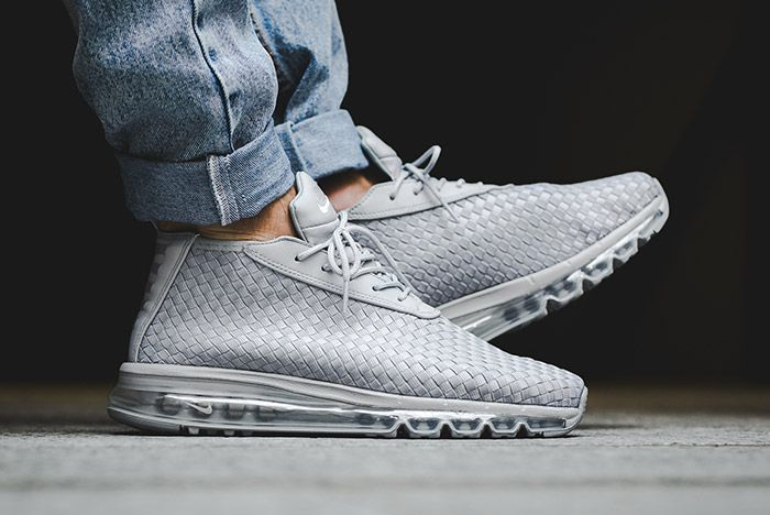 Nike Air Max Woven Boot Wolf Grey 2