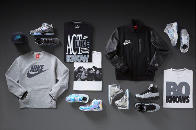Nike Digital Nsw Nike Knows Laydown