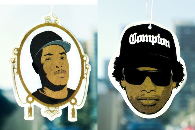 Hangin With The Homies Air Freshner 1