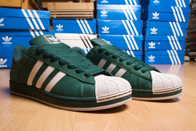 Dean Morris Adidas Superstar 10 1