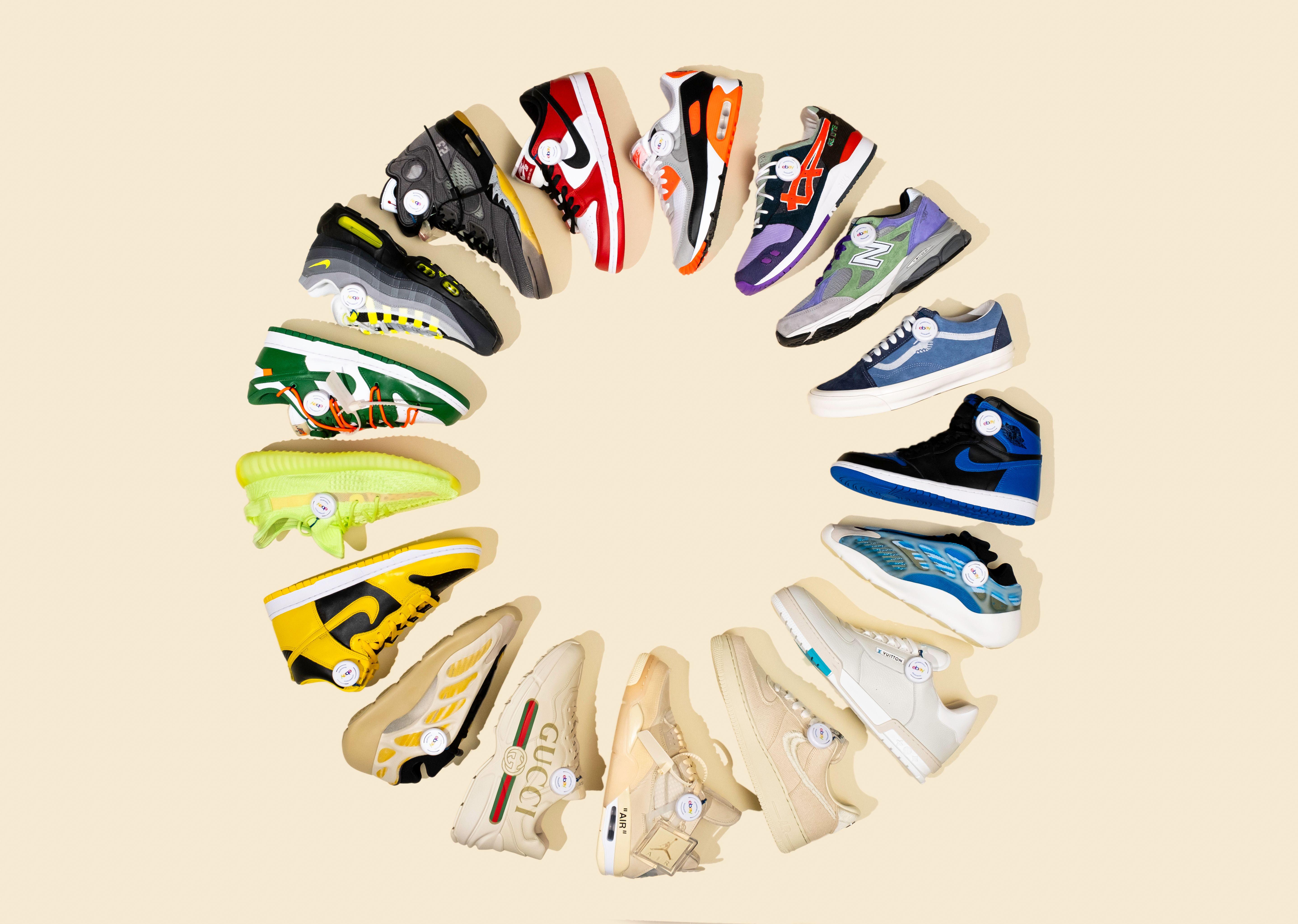 ebay official sneaker shots