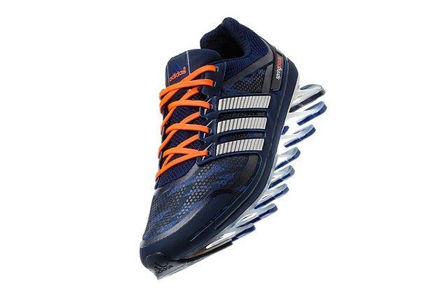 Adidas Springblade Heroink Metalsilver 1