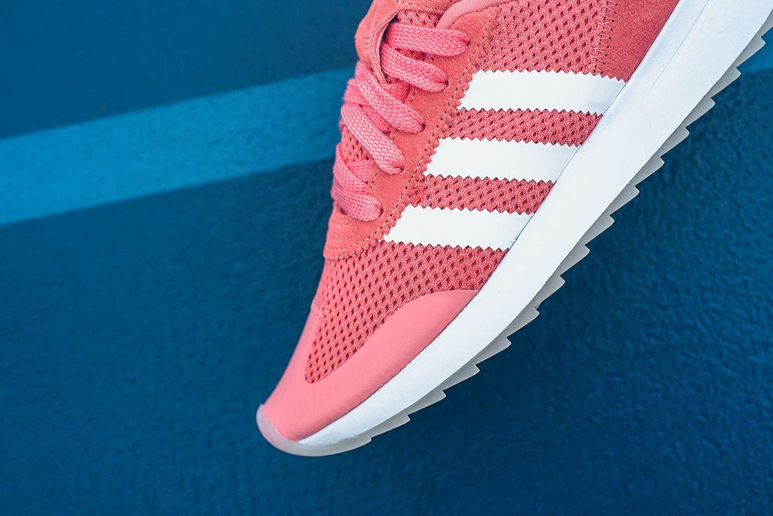 Adidas Flashback Womens Rose Pink4