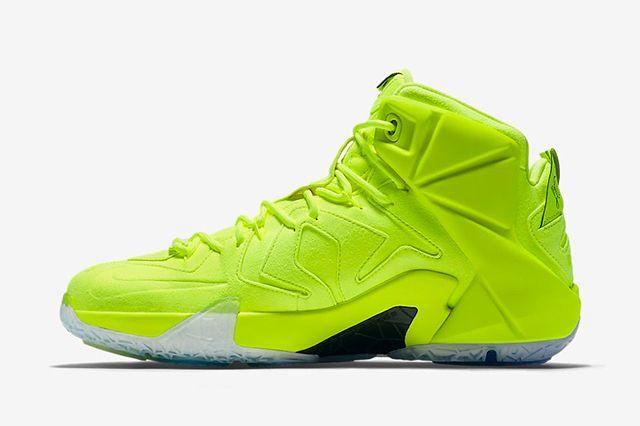 Nike Lebron 12 Tennis Ball5