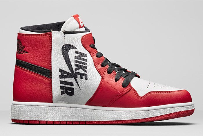 Air Jordan 1 Rebel Chicago 3