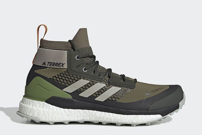 Adidas Terrex Free Hiker Gtx G26537 Lateral