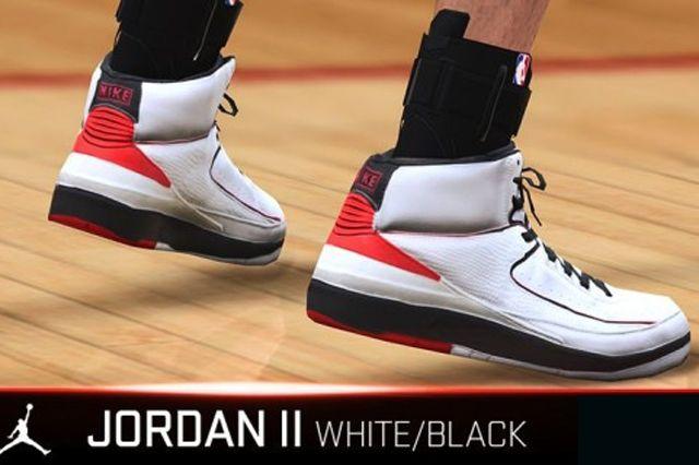 Nba 2 K15 Air Jordan Retros 9