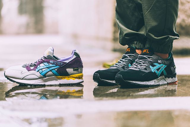 Asics Tiger Gel Lyte V Gore Tex August Delivery8