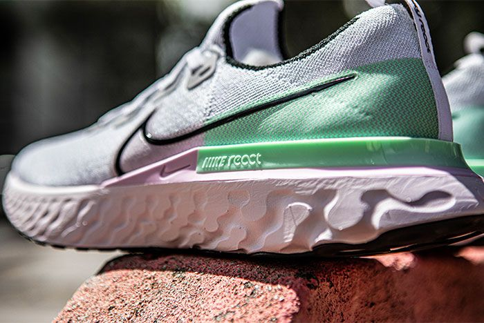 Nike React Infinity Run Lilac Cd4372 100 Sneaker Freaker Hero 4