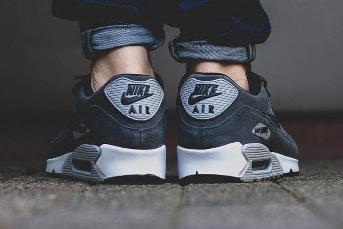 Nike Air Max Anthracite Wolf Grey 4