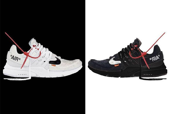 Off White Nike Presto 2018 Thumb