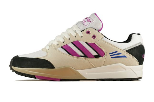Adidas Tech Super Vivid Pink Profile 1