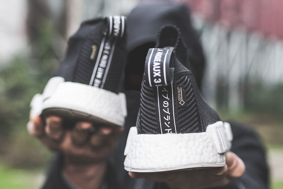 Adidas Nmd City Sock Gore Tex 10