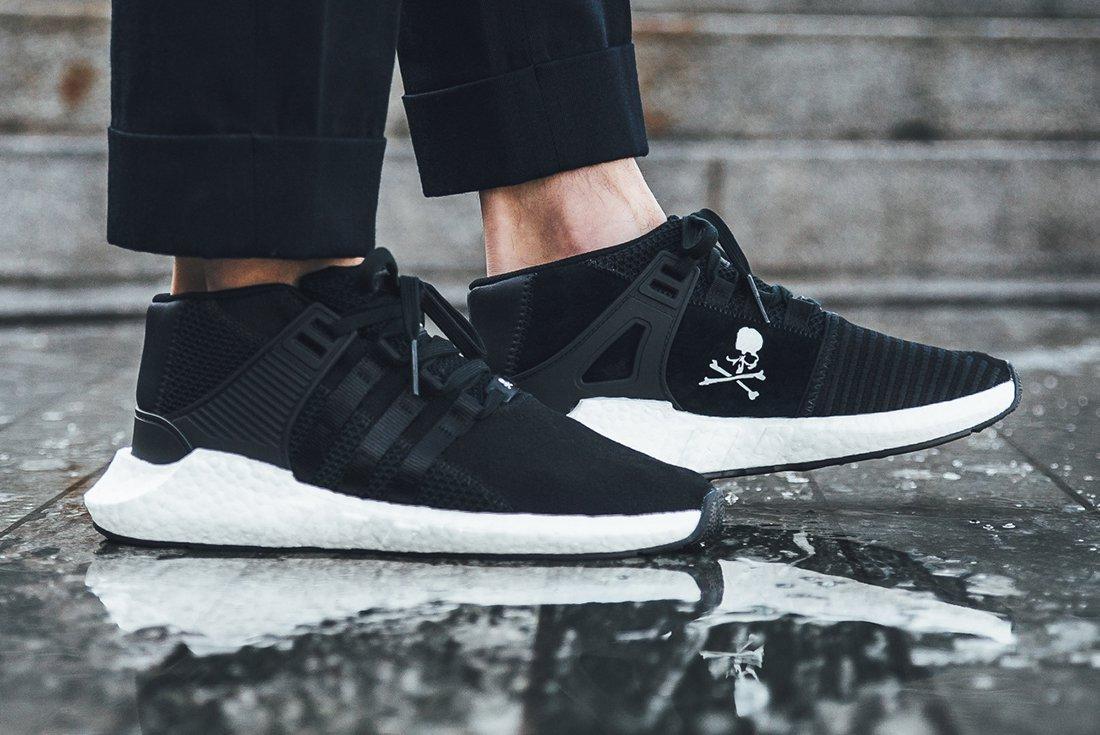 Mastermind X Adidas Eqt Pack 2