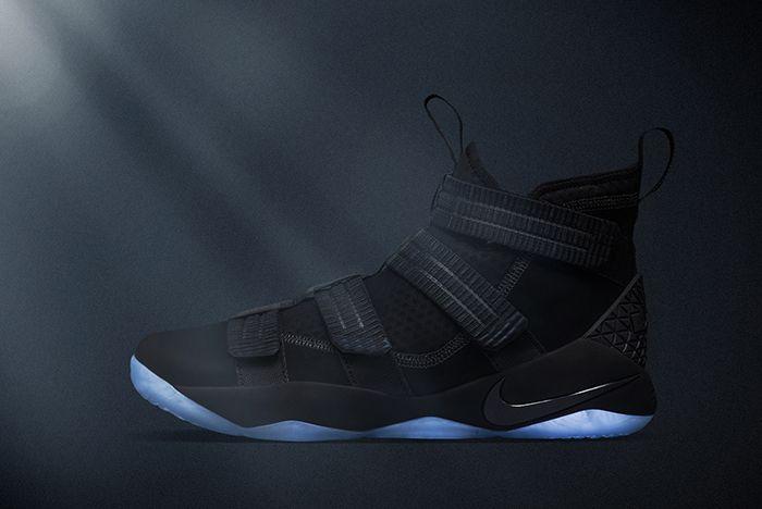 Nike Zoom Le Bron Soldier 11 Prototype4