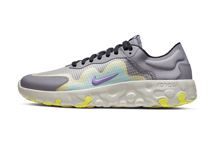 Nike React Renew First Look Grey Release Date Lateral