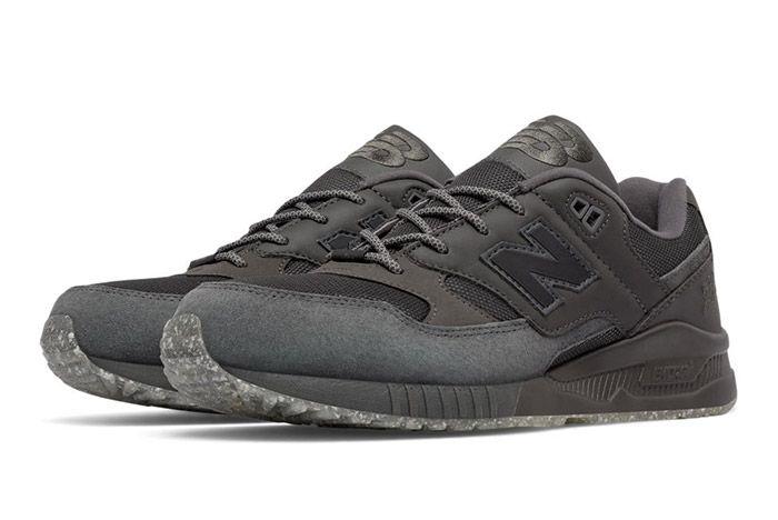 New Balance 530 Grey Reflective 4