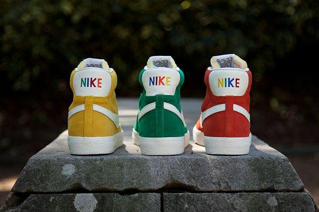 Nike Blazer Mid Premium Qs Pack 8