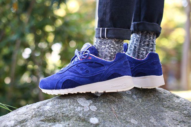Bodega Saucony Shadow 6000 Sweater Pack 16