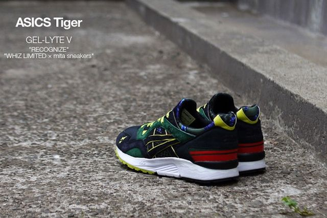 Whiz Mita Asics Gel Lyte 5 Recognize 06