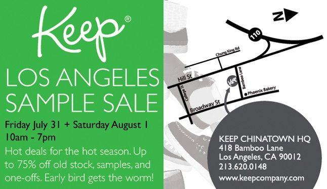 Keep Sale 646 1