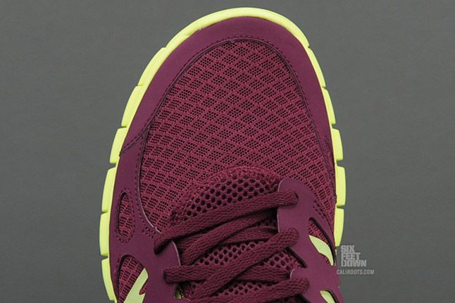 Nike Free Run 2 Bordeaux Toe 1