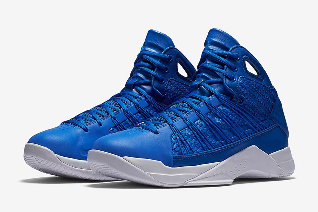Nike Hyperdunk Lux Royal 3